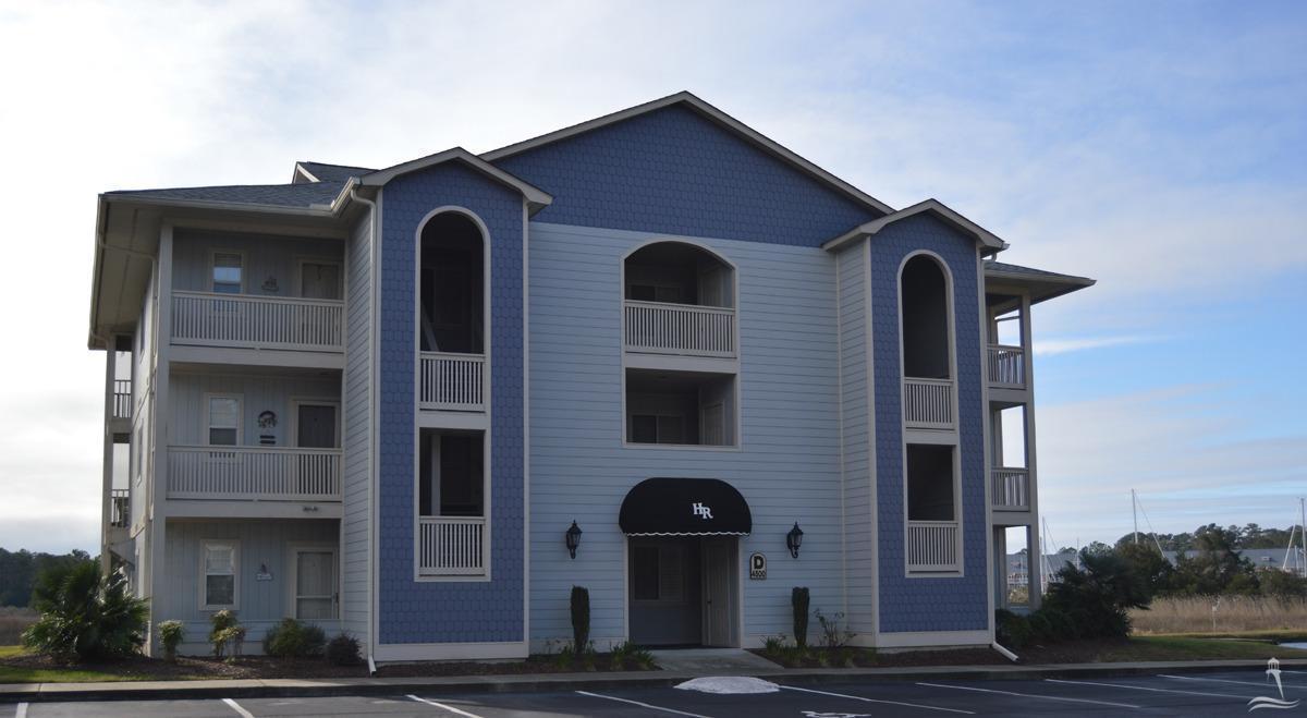 4500 Coquina Harbour Drive D4, Little River, SC 29566 (MLS #20698920) :: Century 21 Sweyer & Associates