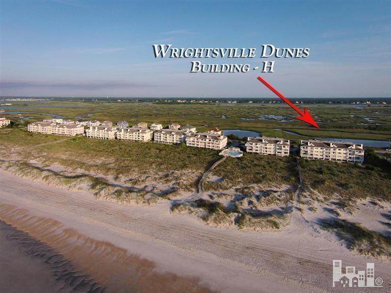 2514 N Lumina Avenue 2-C, Wrightsville Beach, NC 28480 (MLS #30512016) :: Century 21 Sweyer & Associates