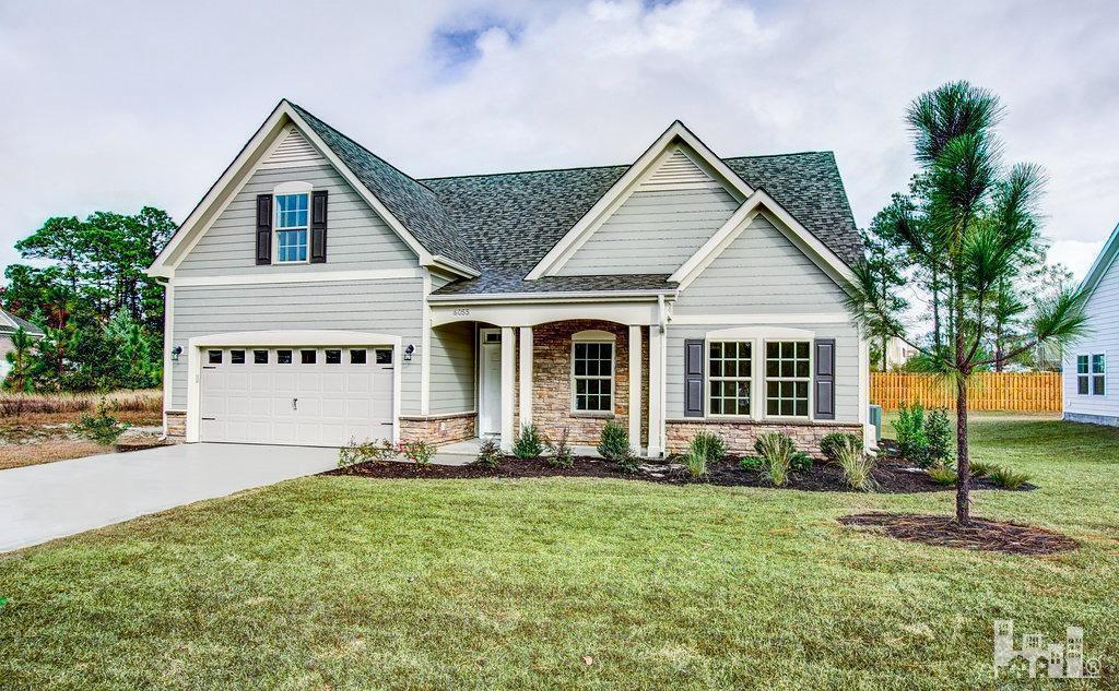 6055 Willow Glen Drive, Wilmington, NC 28412 (MLS #30520865) :: Century 21 Sweyer & Associates
