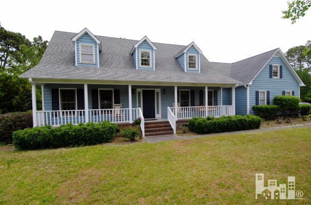 3317 Greenhowe Drive, Wilmington, NC 28409 (MLS #30522159) :: Century 21 Sweyer & Associates