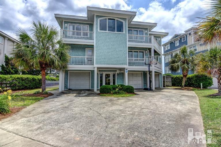 16 S Ridge Lane, Wrightsville Beach, NC 28480 (MLS #30524279) :: Century 21 Sweyer & Associates