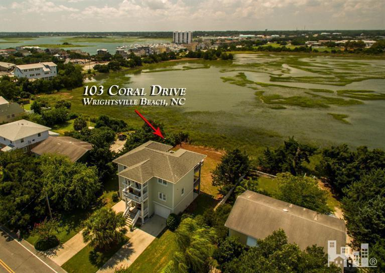 103 Coral Drive, Wrightsville Beach, NC 28480 (MLS #30526849) :: Century 21 Sweyer & Associates