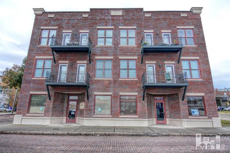 101 S Water Street #6, Wilmington, NC 28401 (MLS #30528613) :: Century 21 Sweyer & Associates