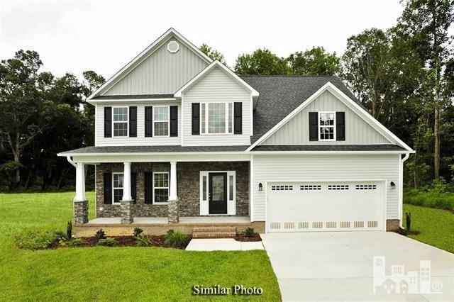 80 W Huckleberry Way, Rocky Point, NC 28457 (MLS #30530555) :: Century 21 Sweyer & Associates