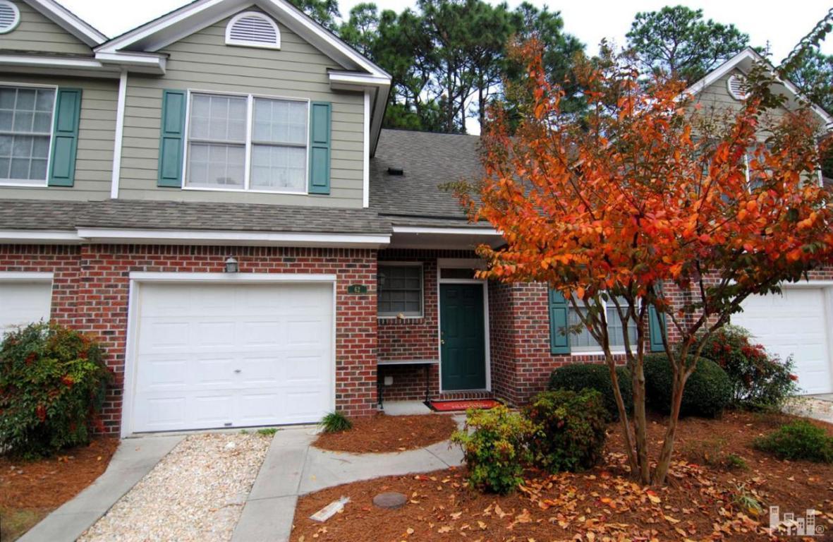 233 Racine Drive #62, Wilmington, NC 28403 (MLS #30531119) :: Century 21 Sweyer & Associates