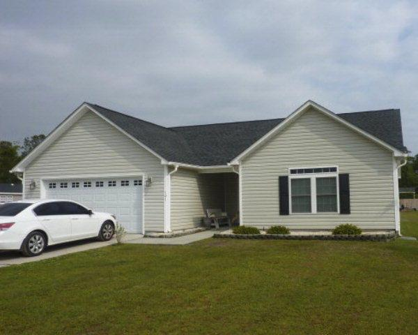 101 Piney Creek Road, Holly Ridge, NC 28445 (MLS #40094304) :: Century 21 Sweyer & Associates