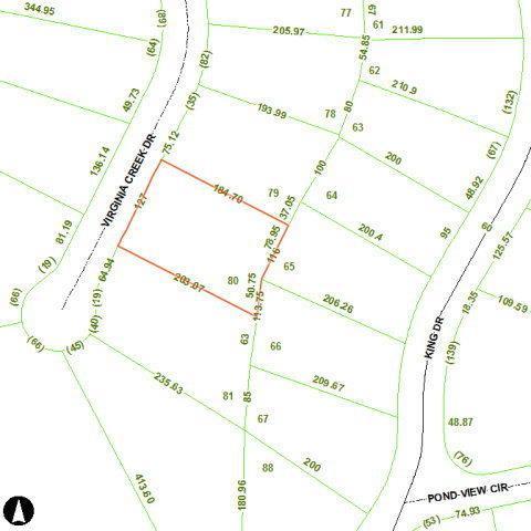 Lot 80 Virginia Creek Drive, Hampstead, NC 28443 (MLS #40206998) :: Century 21 Sweyer & Associates