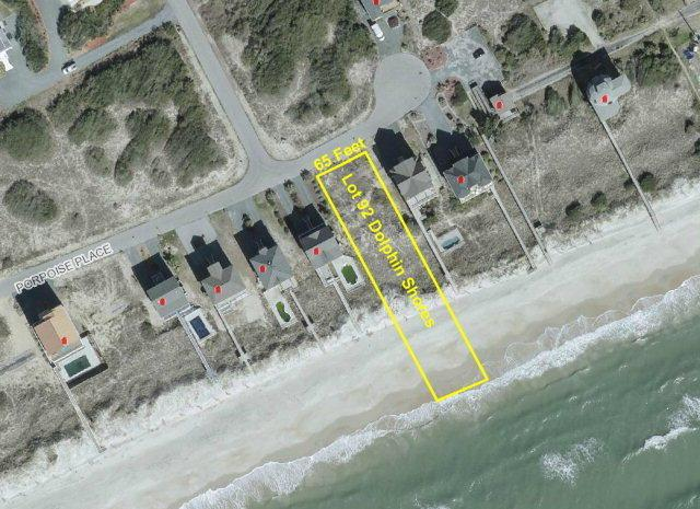 32 Porpoise Place, North Topsail Beach, NC 28460 (MLS #40207058) :: Century 21 Sweyer & Associates