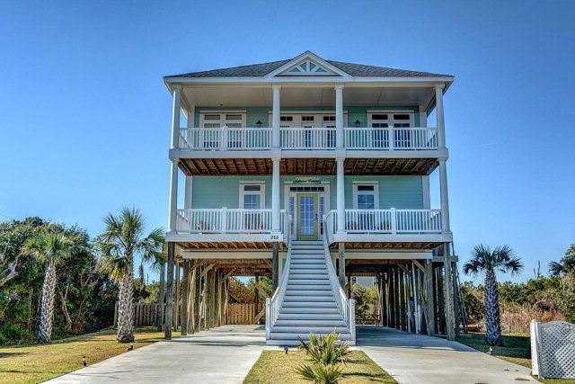 200 Mason Court, North Topsail Beach, NC 28460 (MLS #40207562) :: Century 21 Sweyer & Associates