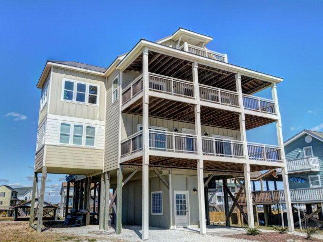 1597 New River Inlet Road, North Topsail Beach, NC 28460 (MLS #40207776) :: Century 21 Sweyer & Associates