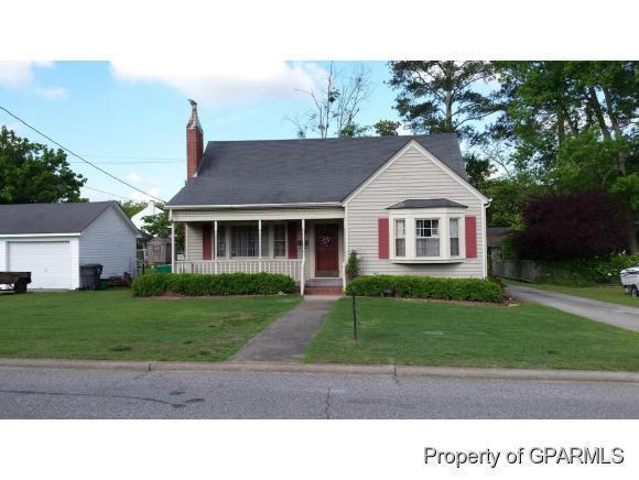 503 N Smithwick Street N, Williamston, NC 27892 (MLS #50118541) :: Century 21 Sweyer & Associates