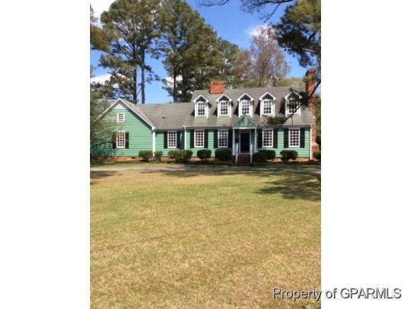 1113 Walker Drive, Kinston, NC 28501 (MLS #50120306) :: Century 21 Sweyer & Associates