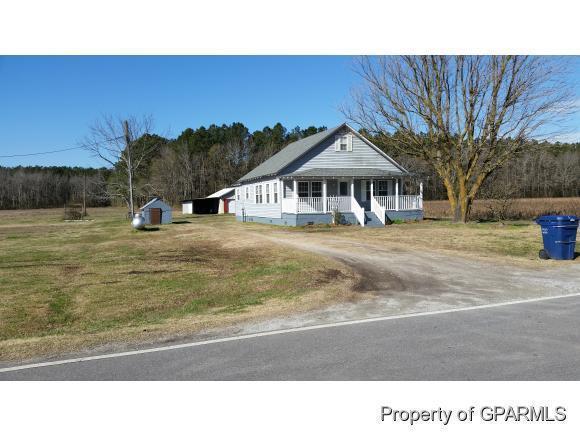 5165 Long Ridge Road, Pinetown, NC 27865 (MLS #50123177) :: Century 21 Sweyer & Associates
