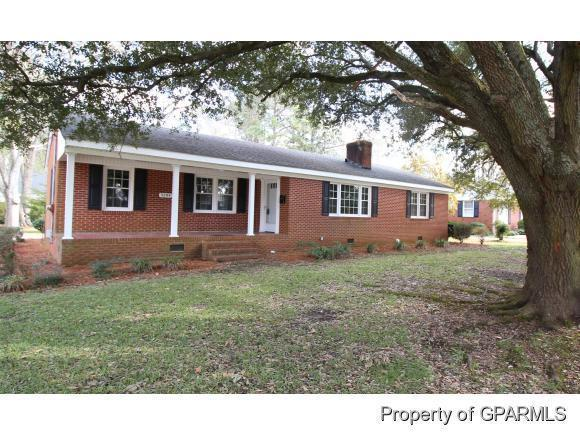 3299 Walnut Street, Farmville, NC 27828 (MLS #50123357) :: Century 21 Sweyer & Associates