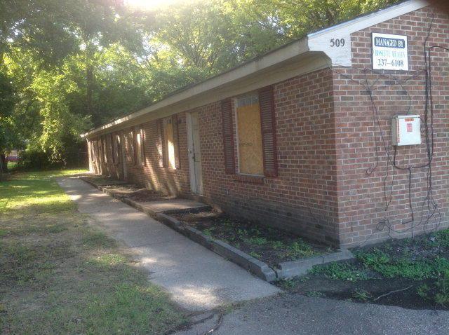 509 N Pender Street N, Wilson, NC 27893 (MLS #60051843) :: Century 21 Sweyer & Associates