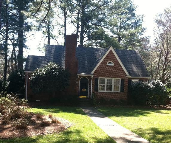 303 NW Mt Vernon Drive, Wilson, NC 27893 (MLS #60053353) :: Century 21 Sweyer & Associates