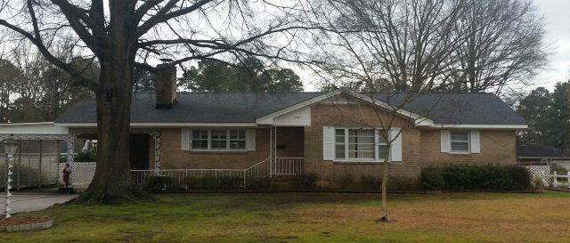 1713 W Westwood Avenue, Wilson, NC 27893 (MLS #60054201) :: Century 21 Sweyer & Associates