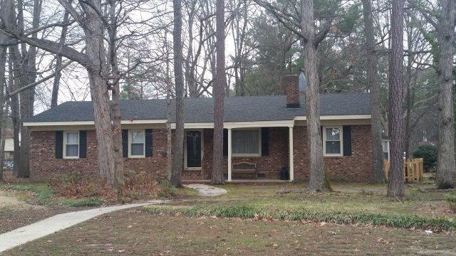 1300 NW Dogwood Lane NW, Wilson, NC 27896 (MLS #60054232) :: Century 21 Sweyer & Associates