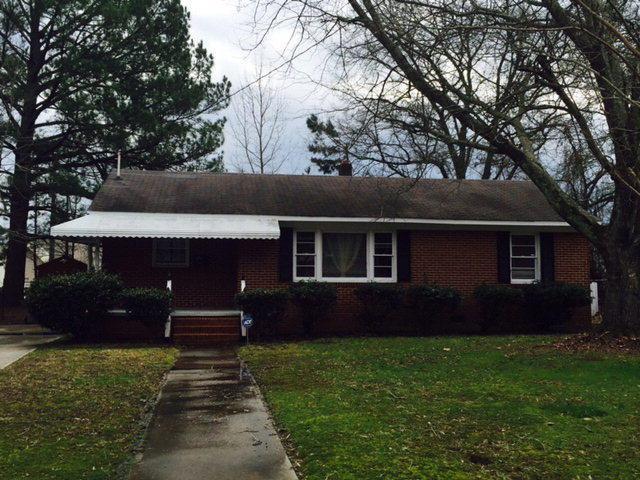 511 NE Grove Street NE, Wilson, NC 27893 (MLS #60054292) :: Century 21 Sweyer & Associates