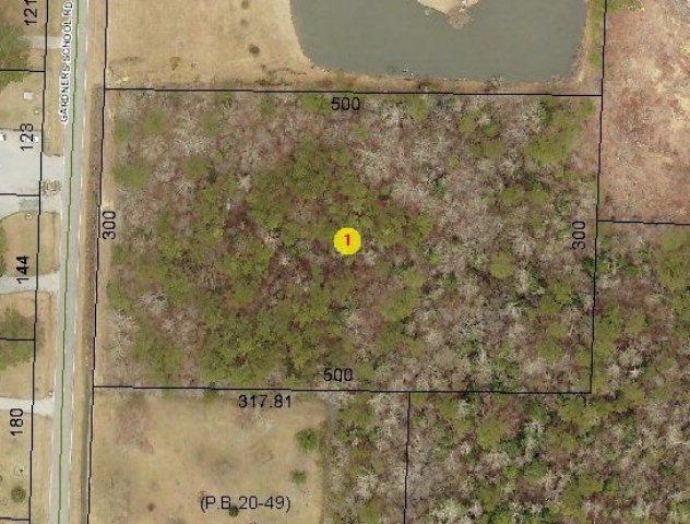 0 Gardners School Road, Wilson, NC 27893 (MLS #60054309) :: Century 21 Sweyer & Associates
