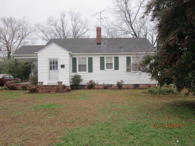 1125 SW Churchill Avenue, Wilson, NC 27893 (MLS #60054329) :: Century 21 Sweyer & Associates