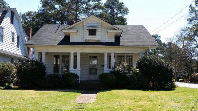 109 NW West End Avenue, Wilson, NC 27893 (MLS #60054394) :: Century 21 Sweyer & Associates