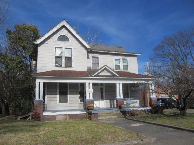 209 E Vance Street E, Wilson, NC 27893 (MLS #60054399) :: Century 21 Sweyer & Associates