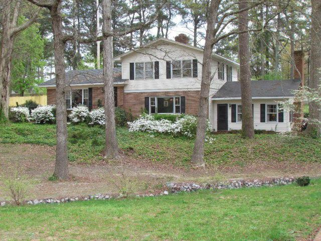 1007 NW Parkside Drive, Wilson, NC 27896 (MLS #60054468) :: Century 21 Sweyer & Associates