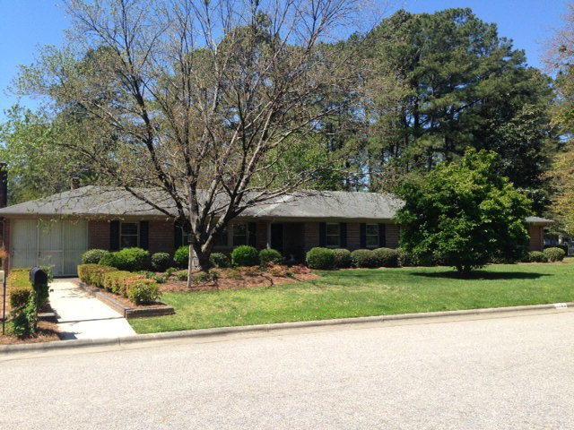 1103 NW Treemont Road, Wilson, NC 27896 (MLS #60054548) :: Century 21 Sweyer & Associates