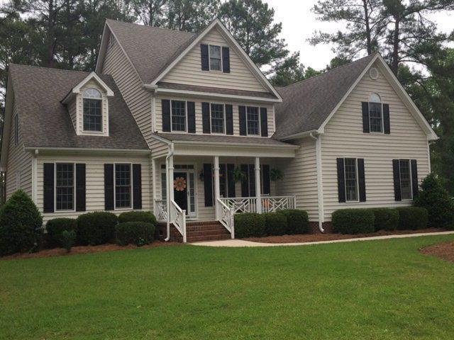 4920 N Country Club Drive N, Wilson, NC 27896 (MLS #60054643) :: Century 21 Sweyer & Associates