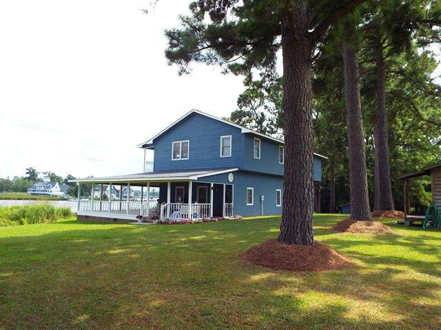 4329 Gilead Shores Road, Blounts Creek, NC 27814 (MLS #70029702) :: Century 21 Sweyer & Associates