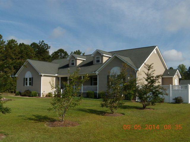 4709 Gloucester Drive, Washington, NC 27889 (MLS #70032140) :: Century 21 Sweyer & Associates