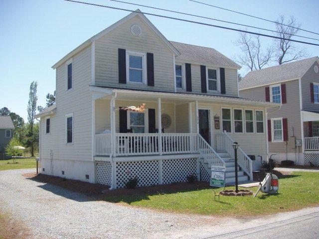 210 Mill Street, Belhaven, NC 27810 (MLS #70033158) :: Century 21 Sweyer & Associates