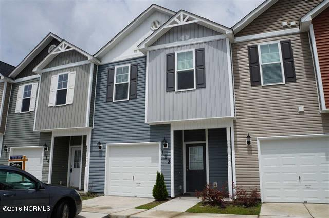 112 Waterstone Lane, Jacksonville, NC 28546 (MLS #80166103) :: Century 21 Sweyer & Associates