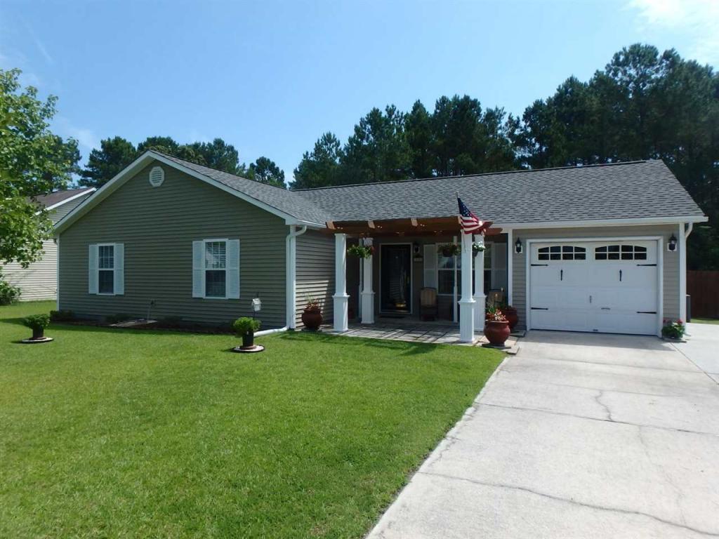 328 Palamino Trail, Jacksonville, NC 28546 (MLS #80167558) :: Century 21 Sweyer & Associates
