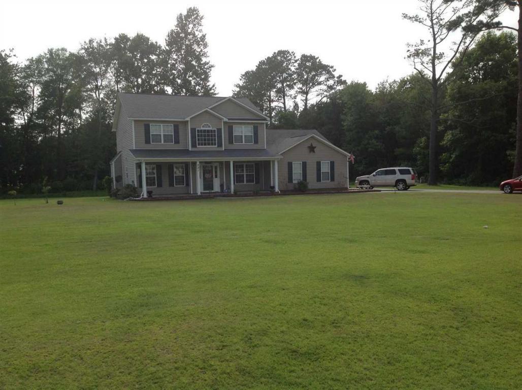 221 Lee Rogers Road, Hubert, NC 28539 (MLS #80167952) :: Century 21 Sweyer & Associates