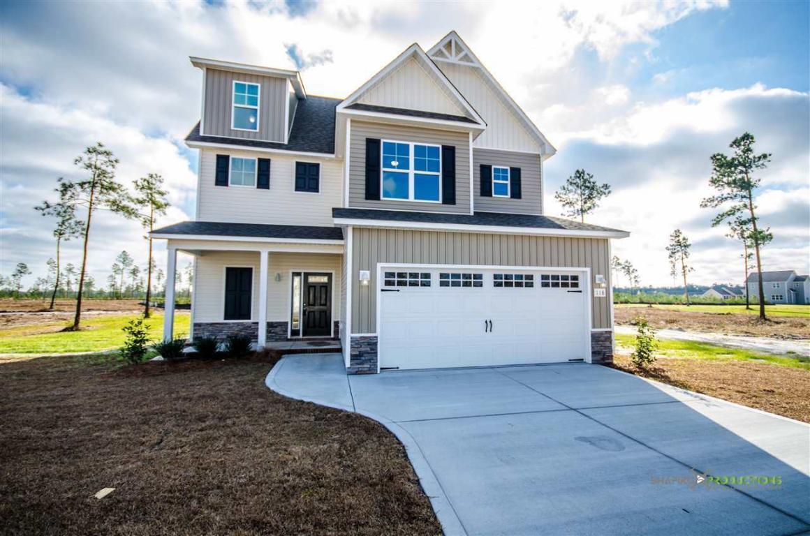 118 Prospect Drive Lot #44, Richlands, NC 28574 (MLS #80170248) :: Century 21 Sweyer & Associates