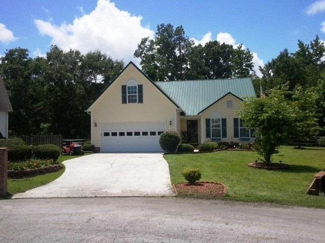 405 W Regent Court, Jacksonville, NC 28546 (MLS #80172226) :: Century 21 Sweyer & Associates
