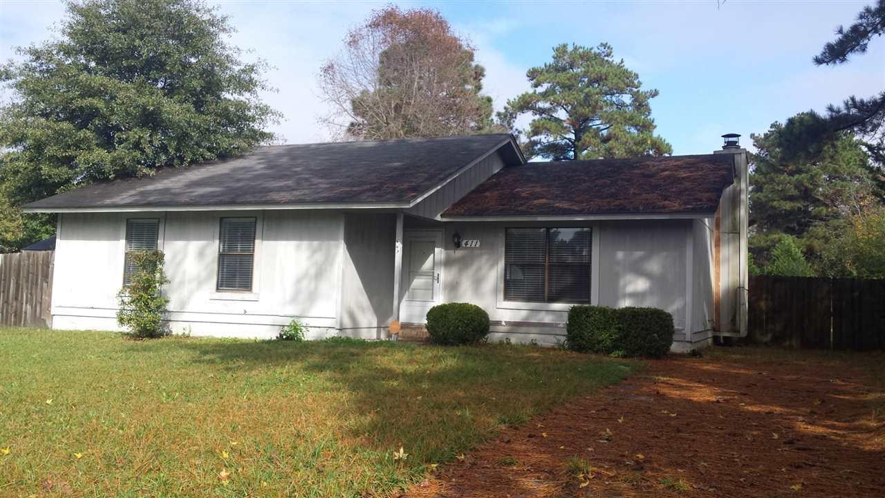 411 Cardinal Road, Jacksonville, NC 28540 (MLS #80172354) :: Century 21 Sweyer & Associates