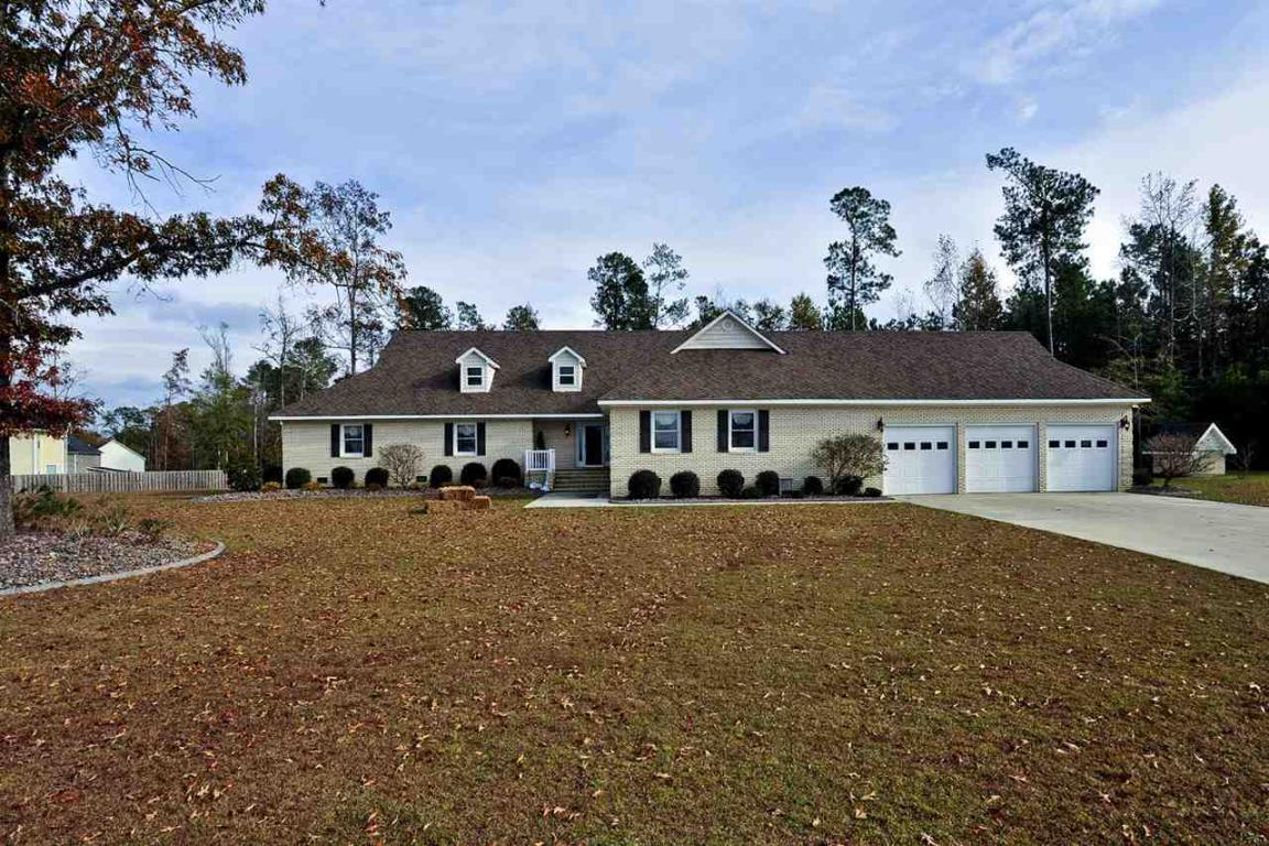 132 Farmington Drive, Richlands, NC 28574 (MLS #80173956) :: Century 21 Sweyer & Associates