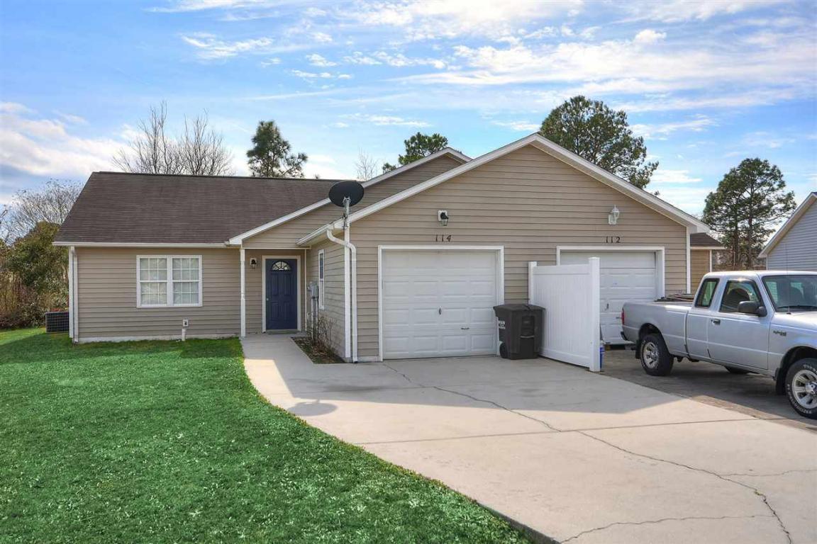 114 Charlton Road, Hubert, NC 28539 (MLS #80174728) :: Century 21 Sweyer & Associates