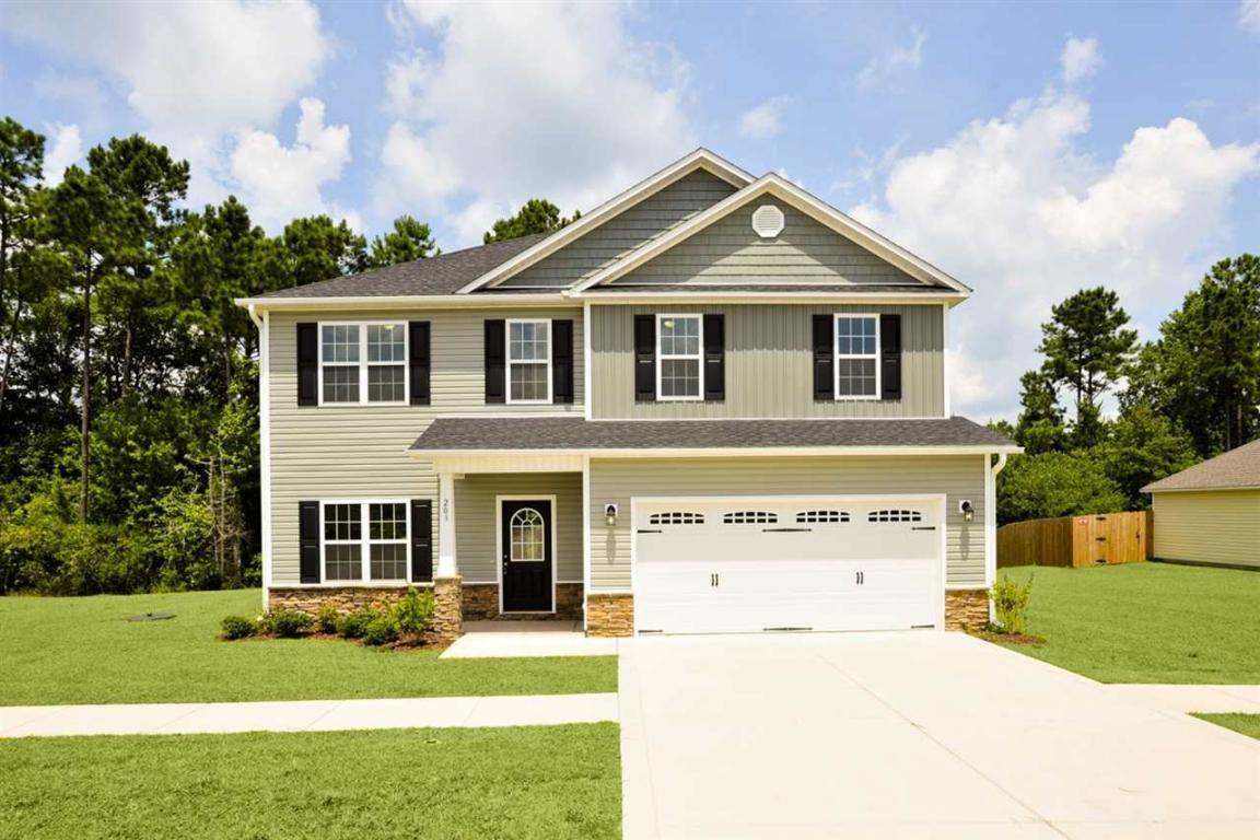 307 Mango Place N, Hubert, NC 28539 (MLS #80175164) :: Century 21 Sweyer & Associates
