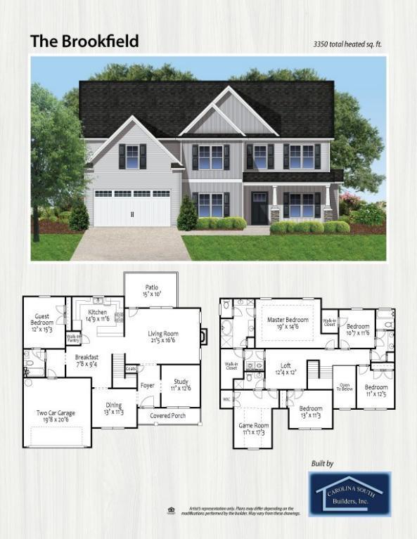 216 Willow Bridge Drive, Stella, NC 28582 (MLS #80176288) :: Century 21 Sweyer & Associates