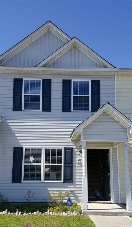 7006 Banister Loop, Jacksonville, NC 28546 (MLS #80176385) :: Century 21 Sweyer & Associates