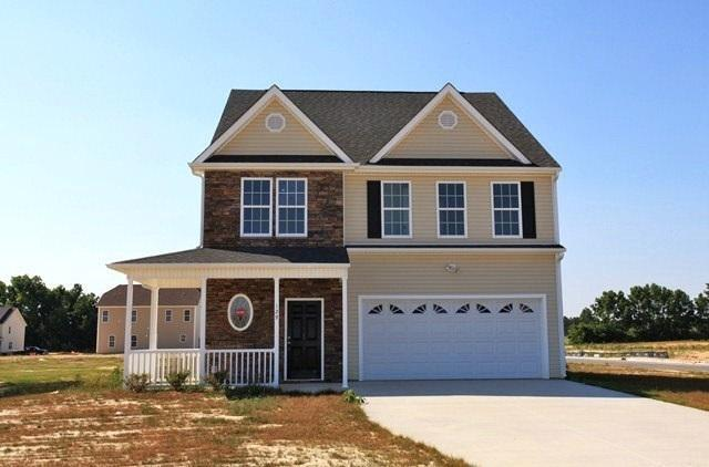202 Landover Drive, Richlands, NC 28574 (MLS #80176507) :: Century 21 Sweyer & Associates
