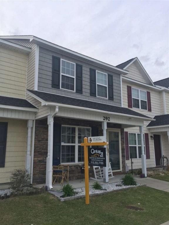 292 Caldwell Loop, Jacksonville, NC 28546 (MLS #80176568) :: Century 21 Sweyer & Associates