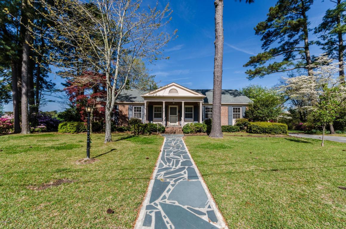 7 Bayview Drive, Jacksonville, NC 28546 (MLS #80176662) :: Century 21 Sweyer & Associates