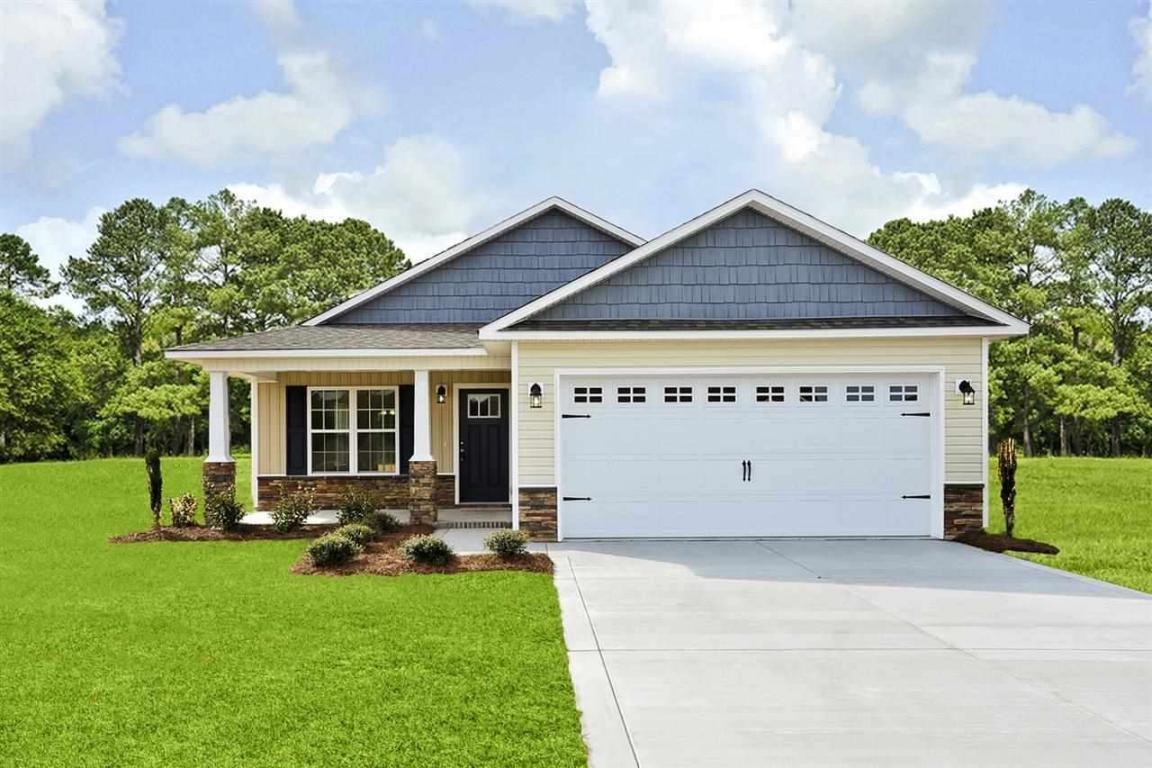 307 Bubbling Brook Lane, Jacksonville, NC 28540 (MLS #80176820) :: Century 21 Sweyer & Associates