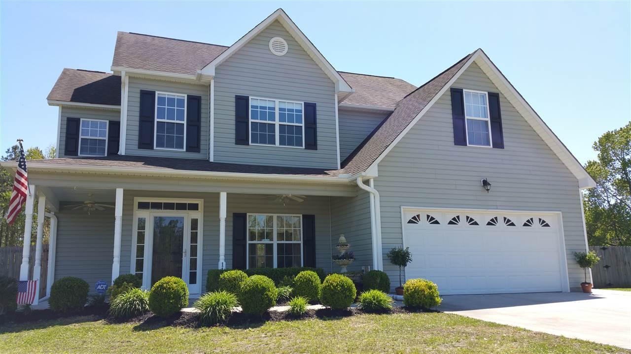 116 Investment Lane, Jacksonville, NC 28540 (MLS #80176919) :: Century 21 Sweyer & Associates