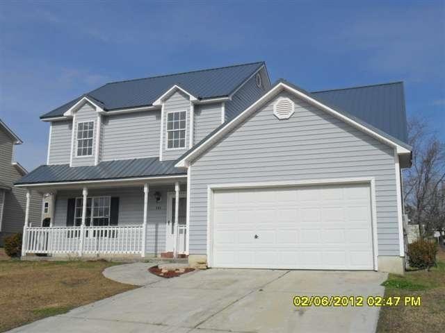 335 Mulberry Lane, Jacksonville, NC 28546 (MLS #80176960) :: Century 21 Sweyer & Associates